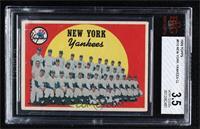 High # - New York Yankees [BVG3.5VERYGOOD+]