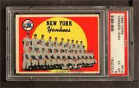 High # - New York Yankees [PSA6EX‑MT]