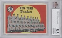 New York Yankees [BVG 5.5]