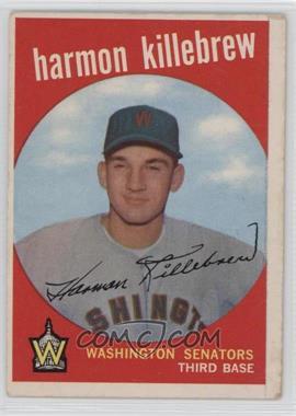 1959 Topps - [Base] #515 - Harmon Killebrew [GoodtoVG‑EX]