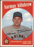 High # - Harmon Killebrew [EX]