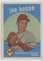 High # - Joe Koppe