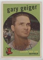 High # - Gary Geiger [PoortoFair]
