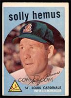 Solly Hemus [VG]