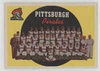 High # - Pittsburgh Pirates Team