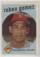 High # - Ruben Gomez