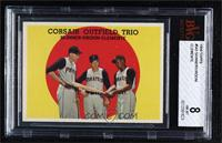 High # - Corsair Outfield Trio (Bob Skinner, Bill Virdon, Roberto Clemente) [BV…