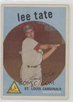 Lee Tate