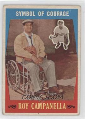 1959 Topps - [Base] #550 - Roy Campanella [Good to VG‑EX]