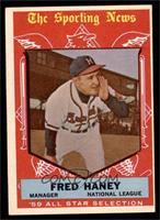 Fred Haney [VGEX]