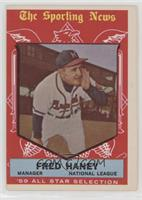 Fred Haney [Good to VG‑EX]