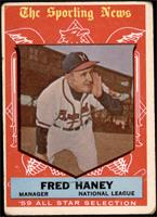 High # - Fred Haney [POOR]