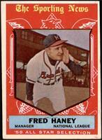 High # - Fred Haney [EX]