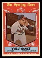 High # - Fred Haney [VG]