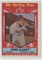 High # - Fred Haney [GoodtoVG‑EX]