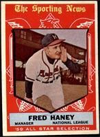 High # - Fred Haney [EXMT]