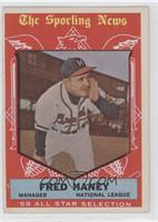 High # - Fred Haney [Noted]