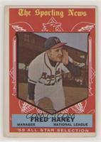 High # - Fred Haney