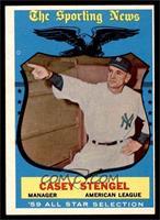 Casey Stengel [EX]