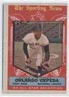 High # - Orlando Cepeda
