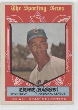 1959 Topps - [Base] #559 - Ernie Banks
