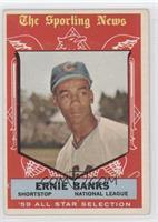 High # - Ernie Banks [NoneGoodtoVG‑EX]