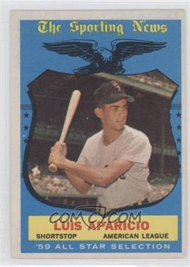 1959 Topps - [Base] #560 - Luis Aparicio