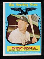 High # - Mickey Mantle