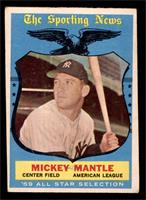 Mickey Mantle [VG]