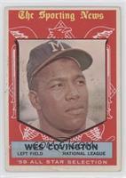 Wes Covington [GoodtoVG‑EX]
