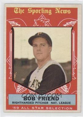 1959 Topps - [Base] #569 - Bob Friend