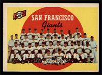 San Francisco Giants Team [EXMT]