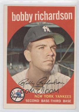 1959 Topps - [Base] #76 - Bobby Richardson