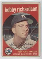 Bobby Richardson [GoodtoVG‑EX]