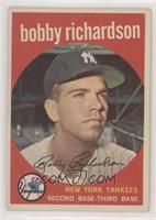 Bobby Richardson [PoortoFair]