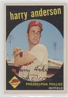 Harry Anderson [GoodtoVG‑EX]