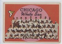Chicago White Sox Team (2nd Series Checklist) [Poor]