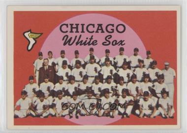 1959 Topps - [Base] #94 - Chicago White Sox Team (2nd Series Checklist)