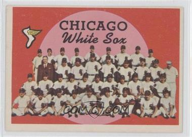 1959 Topps - [Base] #94 - Chicago White Sox Team (2nd Series Checklist)