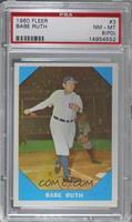 Babe Ruth [PSA8NM‑MT(PD)]