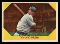Chuck Klein [NM]