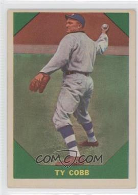 1960 Fleer - [Base] #42 - Ty Cobb