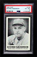 Sparky Anderson [PSA6EX‑MT]