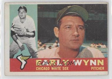 1960 Topps - [Base] #1 - Early Wynn