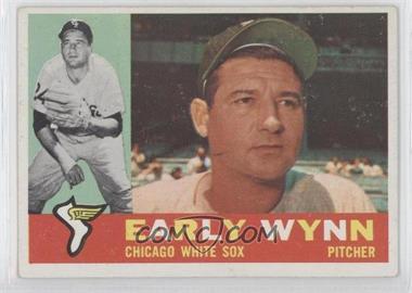 1960 Topps - [Base] #1 - Early Wynn