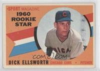 Dick Ellsworth [GoodtoVG‑EX]