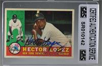 Hector Lopez [CAS Certified Sealed]