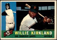 Willie Kirkland [EX]