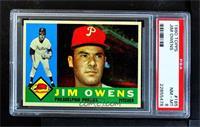 Jim Owens [PSA8NM‑MT]