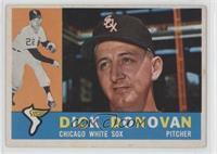 Dick Donovan [GoodtoVG‑EX]